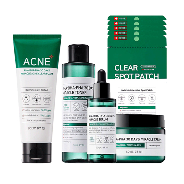 Acne-Beauty-Bundle-Set