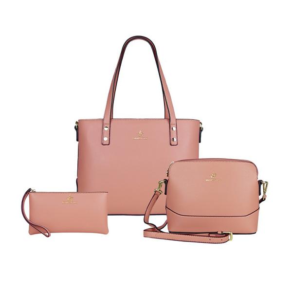 British-Polo-Amelia-Handbag-Bundle-Set